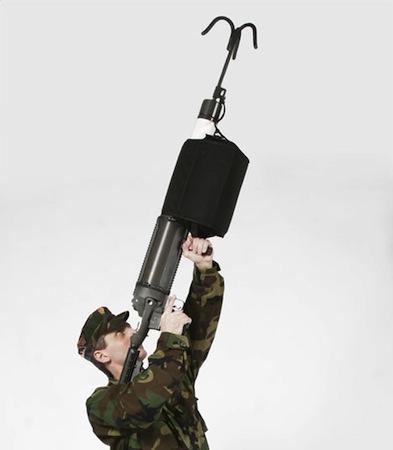 充气喷射挂钩创意设计