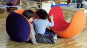 安全的儿童游乐场创意设计