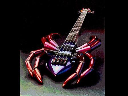 创意吉他创意设计