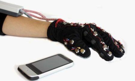 通信手套创意设计