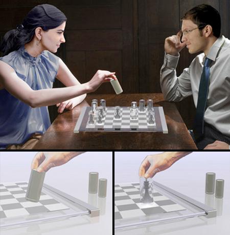 奇趣国际象棋欣赏创意设计