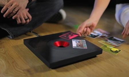 现代卡带唱片机创意设计