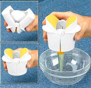 蛋黄分离器创意设计
