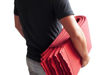 多用折叠垫创意设计