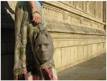 女强人的手袋创意设计