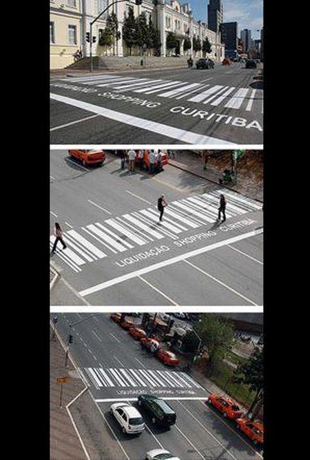创意人行道创意设计