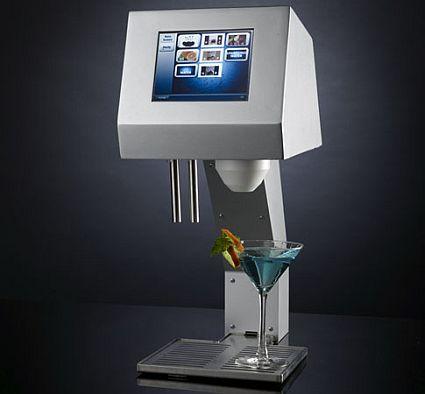数码自助饮料机创意设计