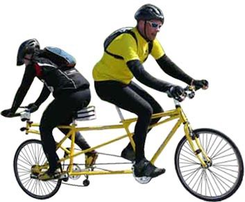 千奇百怪的自行车创意设计
