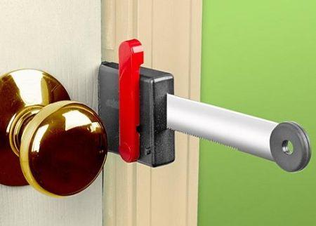 便携门锁创意设计
