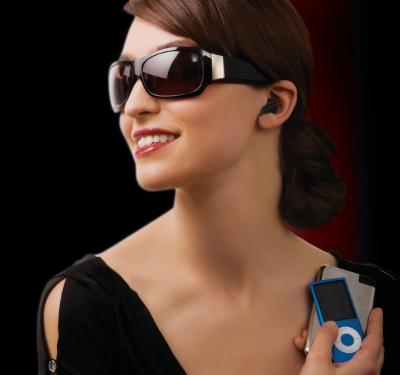 多功能太阳眼镜创意设计