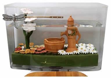 极具创意的马桶水箱创意设计