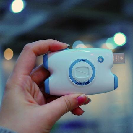 智能U盘相机创意设计