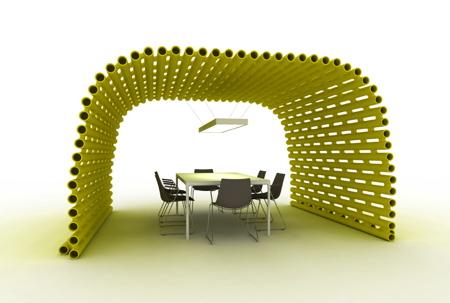 创意室内屏风创意设计