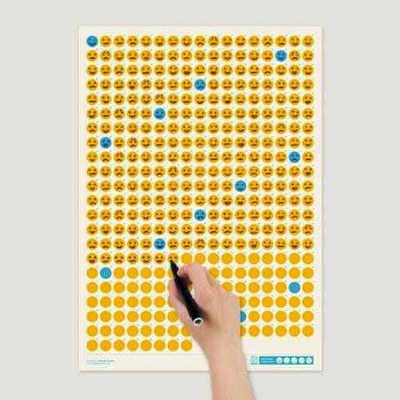 创意心情日历创意设计