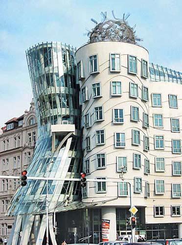 世界各种创意的建筑创意设计