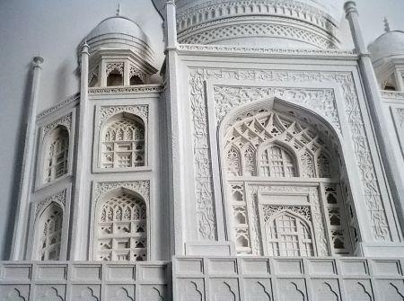 精美的纸艺浮雕创意设计