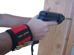 磁铁护腕创意设计