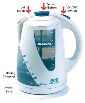 省电的电热水壶创意设计