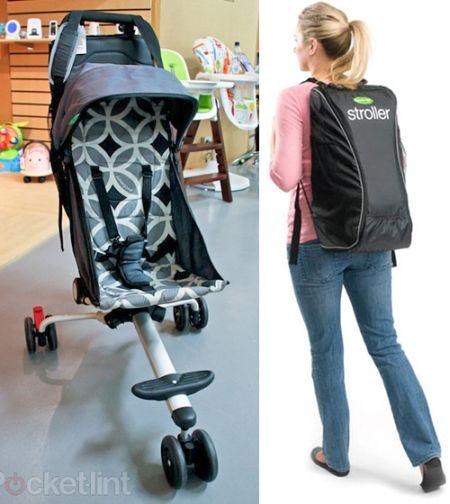 背包婴儿车创意设计