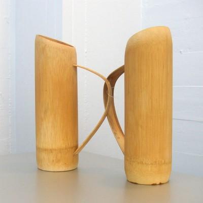 泰国的传统竹筒水杯创意设计