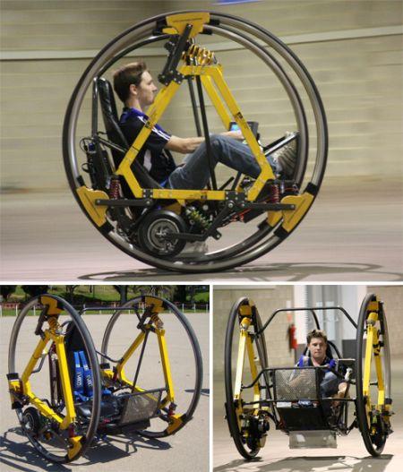电动双轮车创意设计