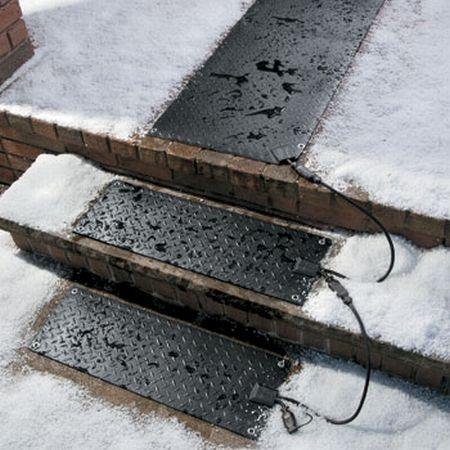 电热除雪板创意设计