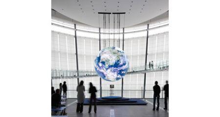 球形OLED展示屏创意设计