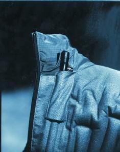 可控温度的空气衫创意设计