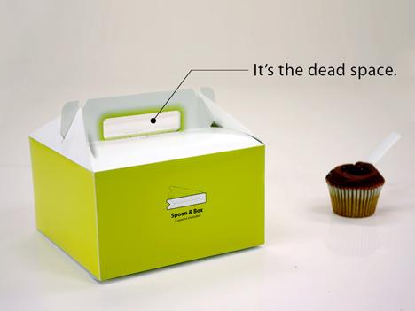 创意蛋糕包装盒创意设计