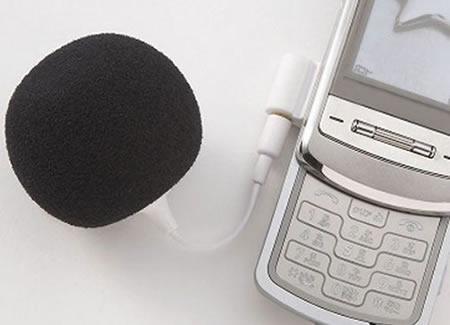 球状手机音箱创意设计