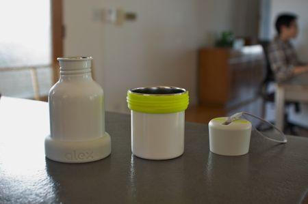 创意的分体水杯创意设计