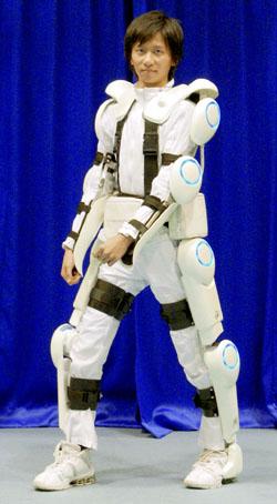 机器人盔甲创意设计