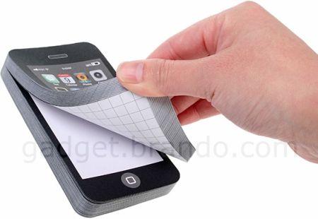 iphone便笺创意设计