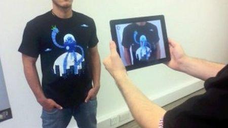 互动游戏T恤创意设计