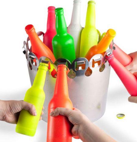 创意开瓶冰桶创意设计