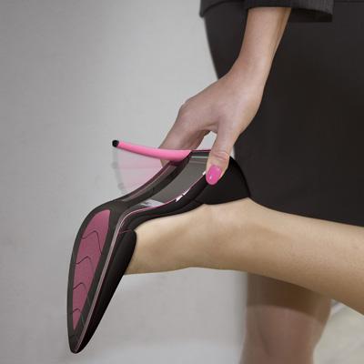创意高跟鞋创意设计