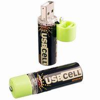 USB充电池创意设计