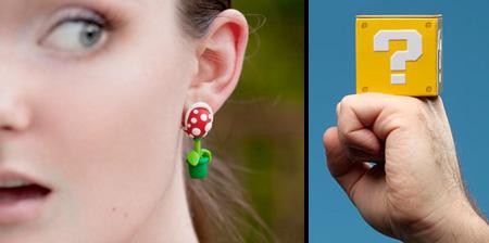 超级玛丽创意用品创意设计