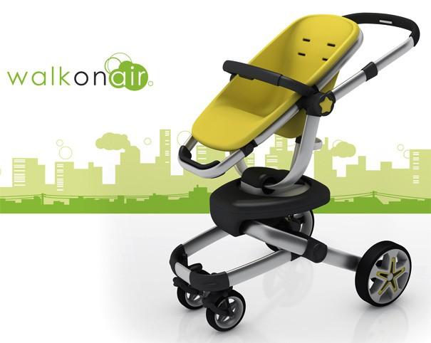 概念婴儿车创意设计