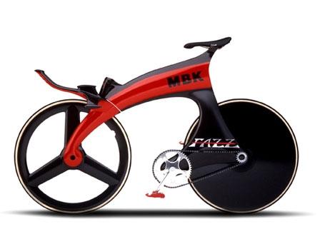 超强自行车创意设计