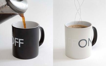 ON/OFF变色杯创意设计
