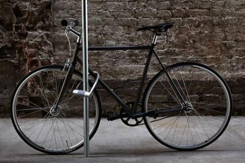 智能自行车锁创意设计