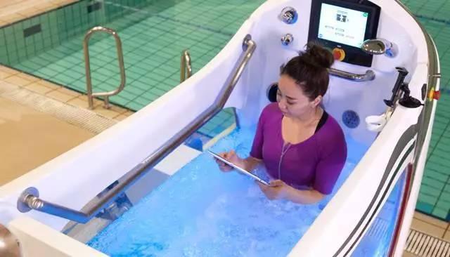 浴缸跑步机创意设计