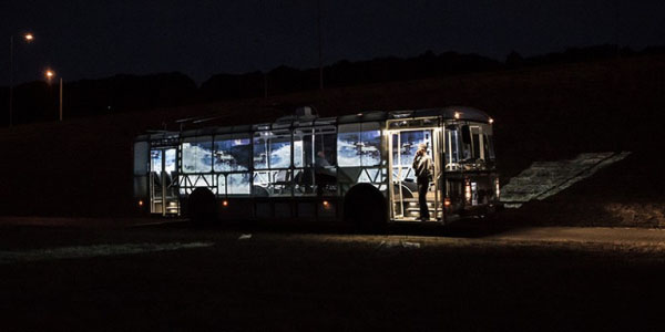 立陶宛的透明电动巴士创意设计