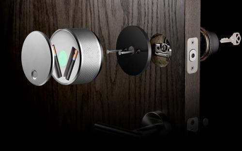 智能门锁 August Smart Lock创意设计