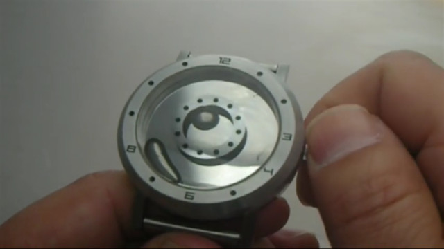 液态金属手表创意设计