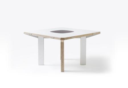 折叠桌创意设计