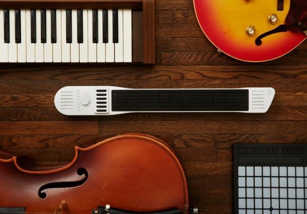 能演奏出多种乐器效果的超级乐器创意设计