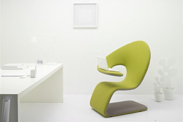 办公休闲两用座椅创意设计