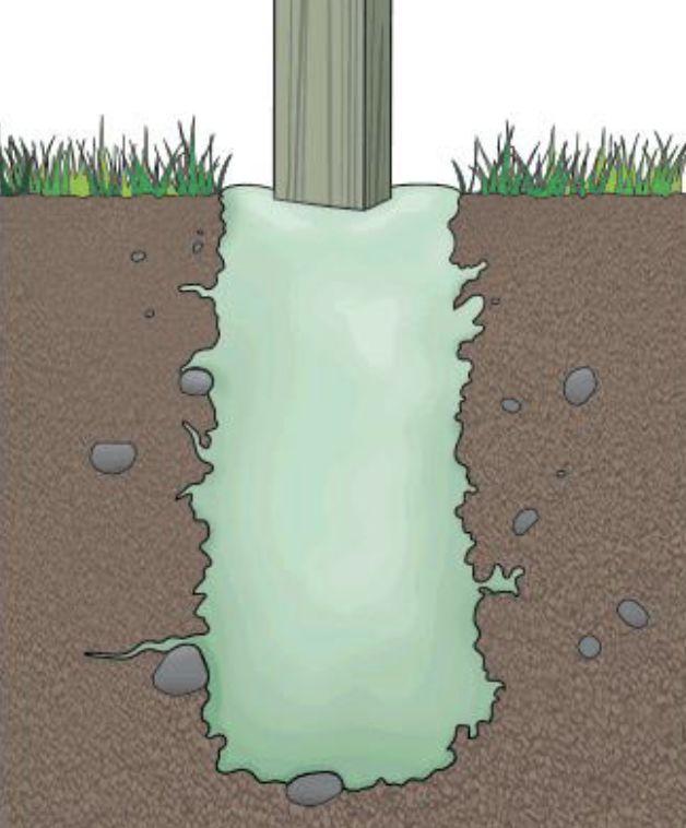 瑞士发明神奇泡沫创意设计创意,混凝土还坚固!一袋能顶它60斤